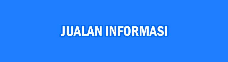 peluang bisnis online - jualan informasi