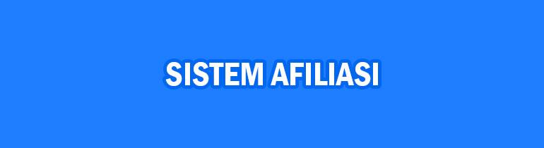 peluang bisnis online - sistem afiliasi