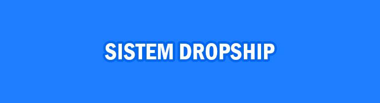 peluang bisnis online - sistem dropship