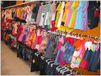 peluang usaha rumahan - baju anak