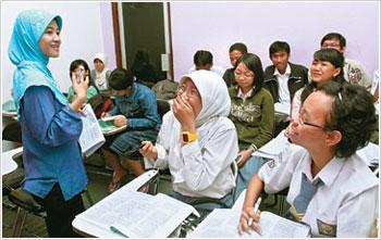 peluang usaha rumahan - bimbingan belajar