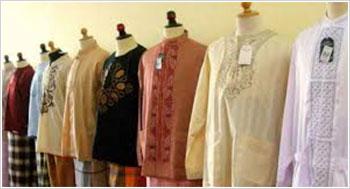 peluang usaha rumahan - busana muslim pria