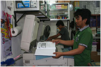 peluang usaha rumahan - jasa fotocopy