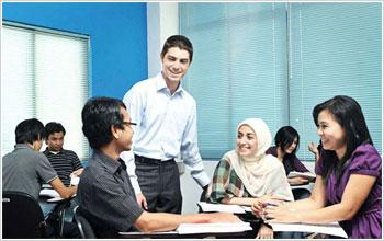 peluang usaha rumahan - kursus bahasa