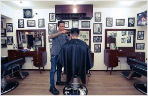 peluang usaha - jasa potong rambut