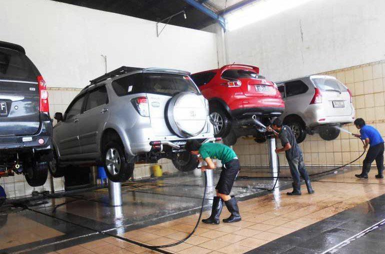 Harga Alat Cuci Mobil dan Peluang Bisnisnya
