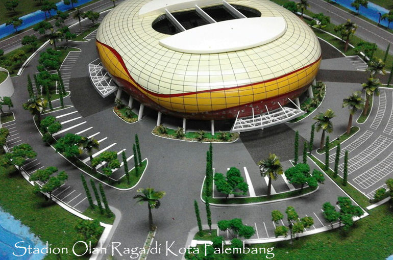 maket stadium palembang-indonetwork-dok copy