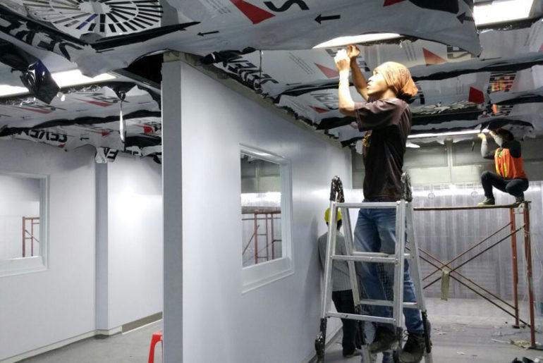 Lebih Estetis Pengaplikasian ACP Low Cost Maintenance