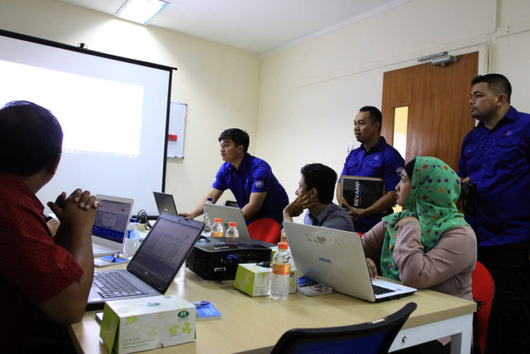 class training-indonetwork-dok