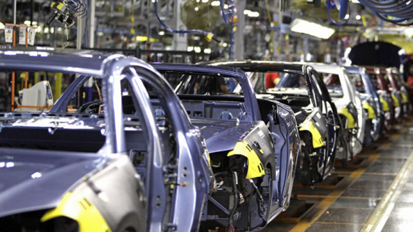 Pertumbuhan Industri Manufaktur Triwulan II 2017 Naik 4 Persen