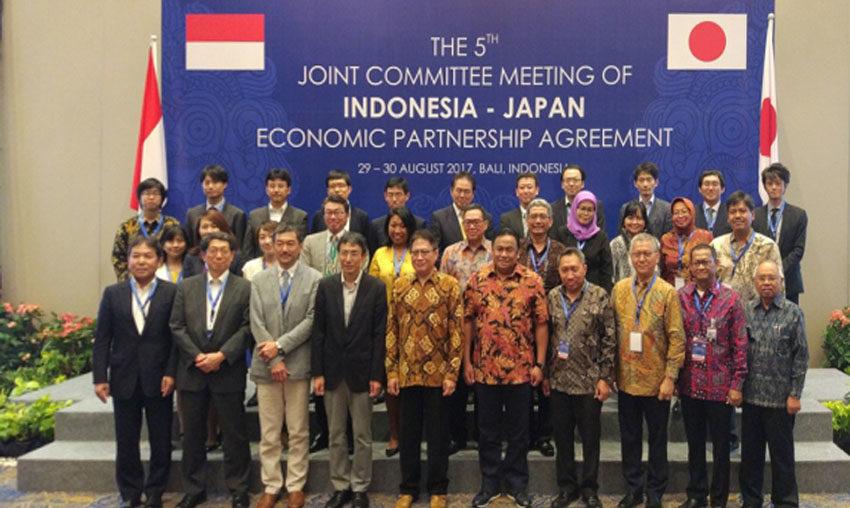 Delegasi RI Perjuangkan Perluasan Akses Pasar ke Jepang