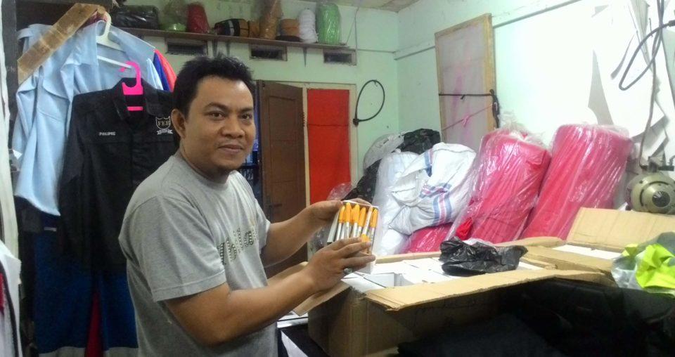 Karena Ontime, Edy Dipercaya Jadi Vendor Percetakan Buku SBY