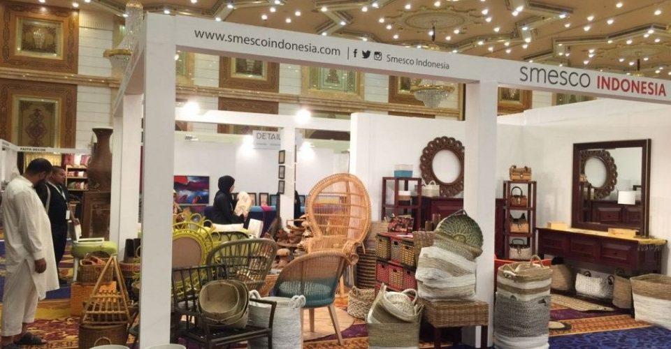 Sejumlah Produk Furnitur Indonesia Diminati Pasar Timur Tengah