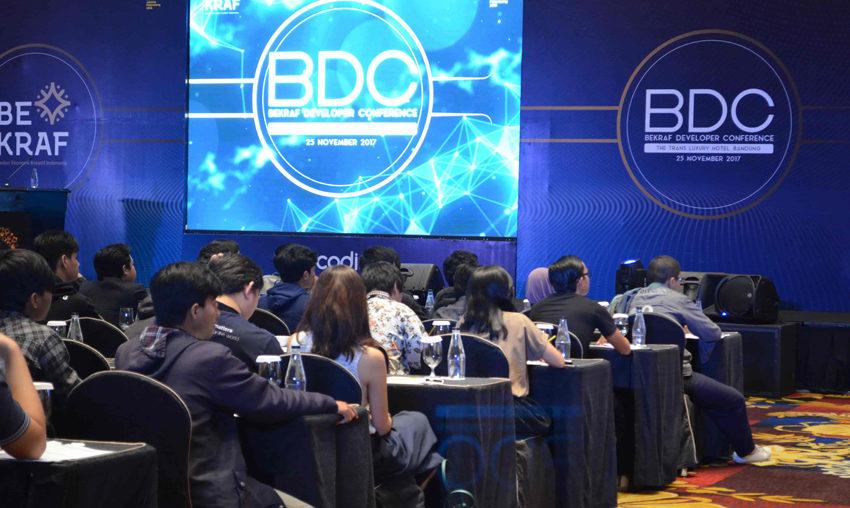 Gandeng Dicoding Indonesia, Bekraf Bangun Ekosistem Industri Digital