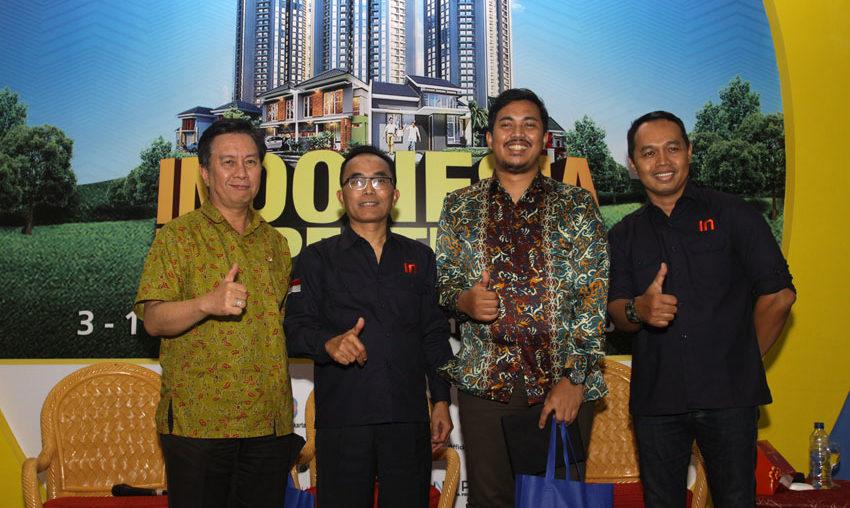 Indonetwork Paparkan Strategi Marketing di Ajang Indonesia Properti Expo