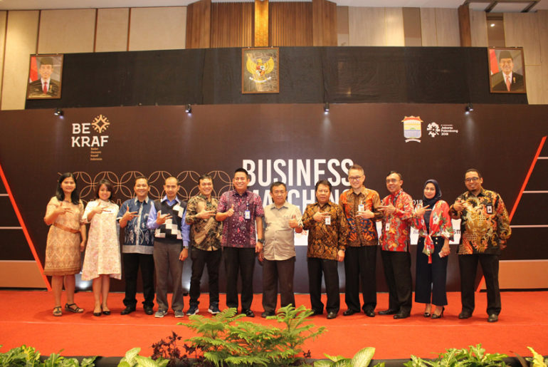 bekraf-business-matching-palembang