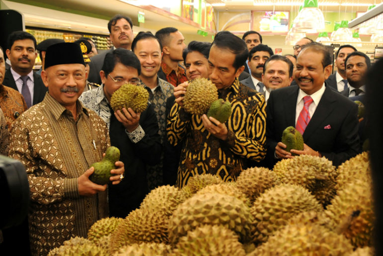 ekspor buah indonesia