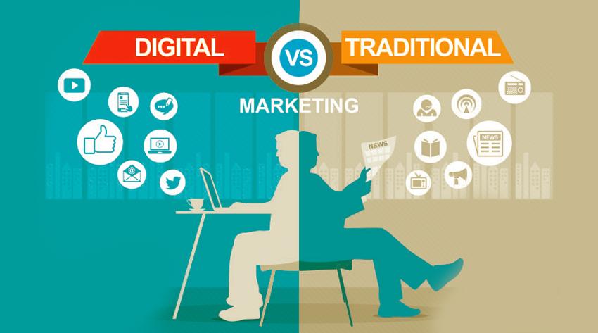 Ini Dia, Keunggulan Pemasaran Online Ketimbang Konvensional