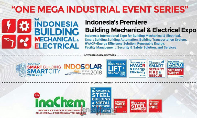 Indonesia Building Mechanical Electrical 2018
