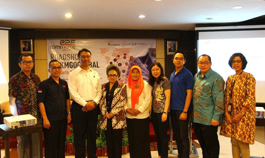Roadshow E2E Commerce di Yogyakarta Ajak UKM Perluas Pemasaran