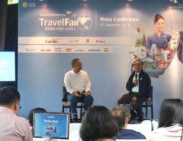 garuda travel fair