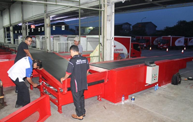 Dikatama Tawarkan Kualitas Conveyor System Customize