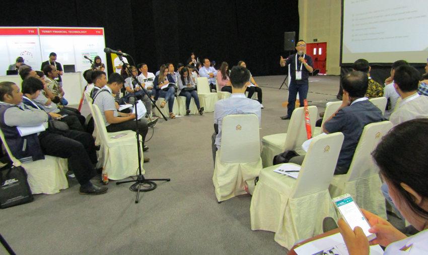 Hadir di e2e Commerce Indonesia, Indonetwork Paparkan Manfaat SEO