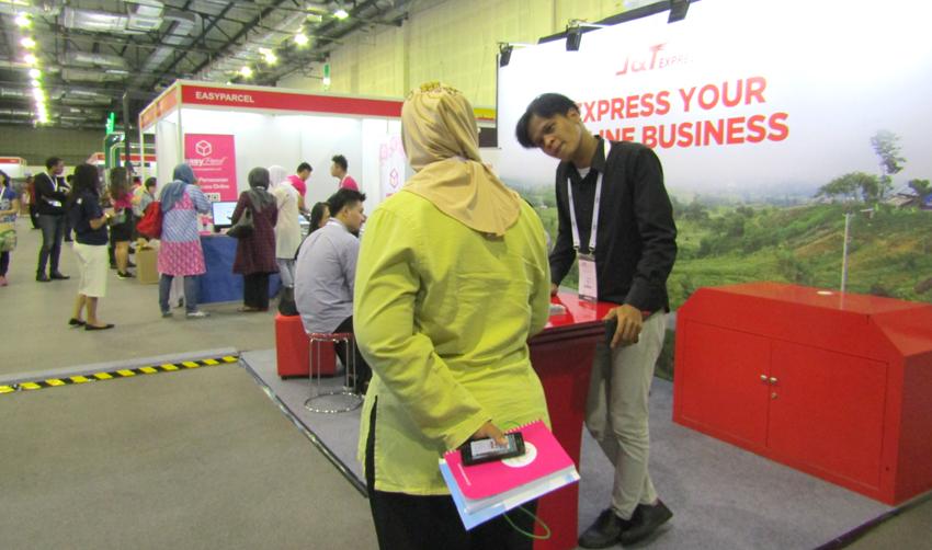 e2eCommerce Indonesia Tampilkan Inovasi Dan Teknologi Smart Logistics