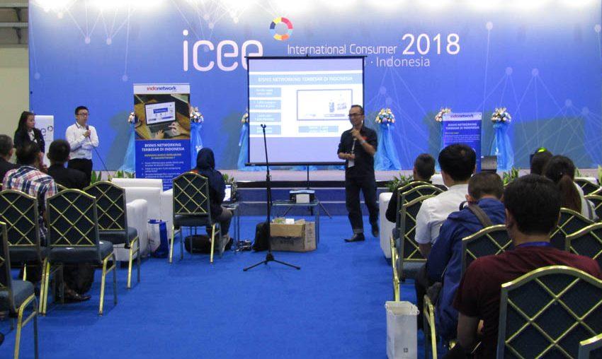 Hadir di ICEEI 2018, Indonetwork Ajak Pelaku Usaha Jadi Distributor Elektronik
