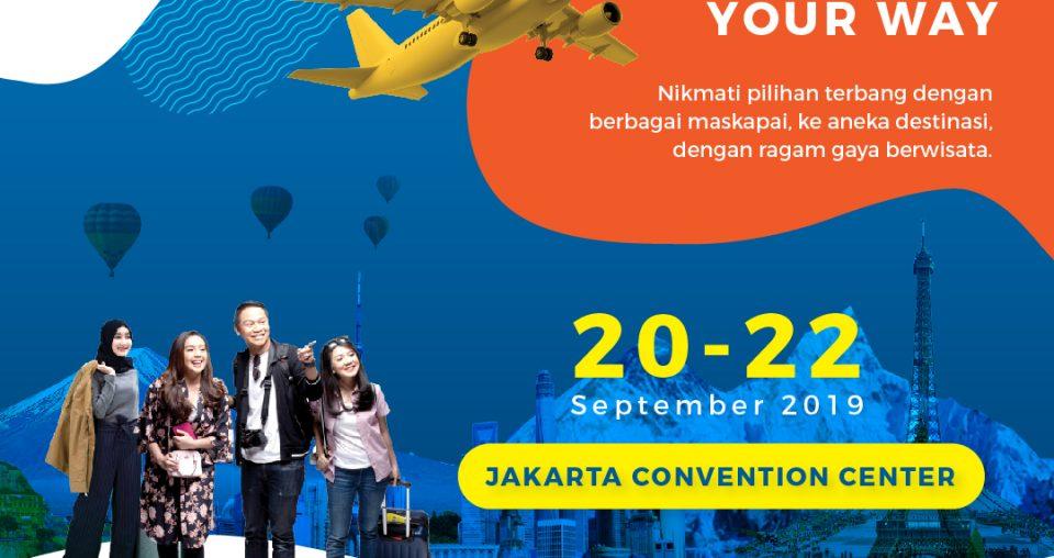 Kompas Travel Fair 2019