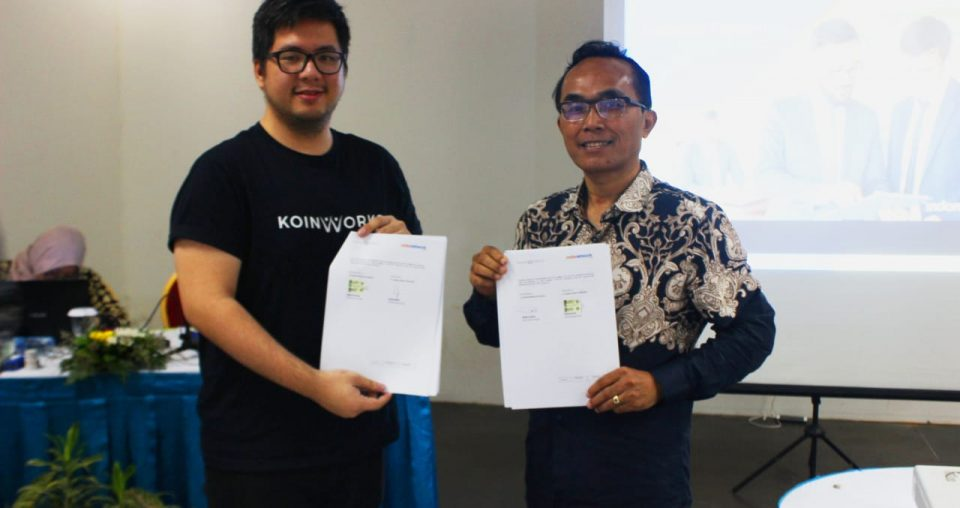Gandeng Koinworks, Jadikan alternatif pembiayaan untuk member Indonetwork.co.id