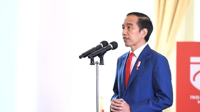 Jokowi Anugerahi Tanda Kehormatan ke Fahri, Fadli hingga OSO