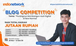 Lomba blog competition 2020
