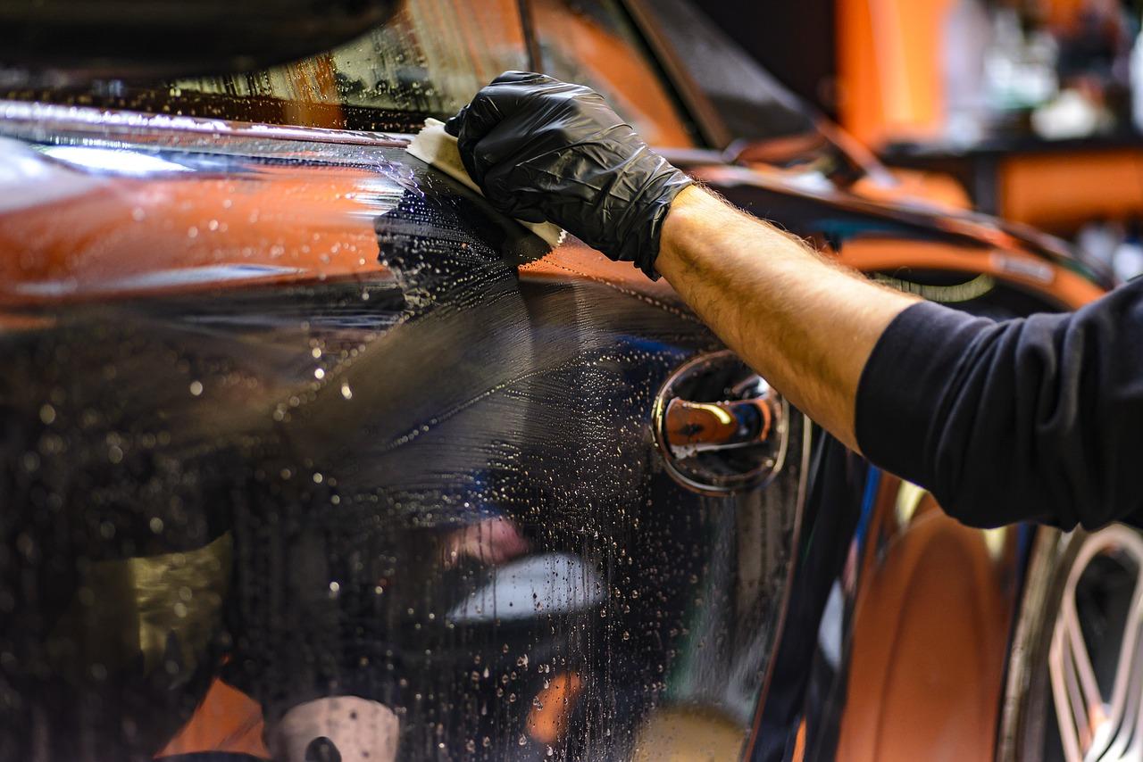 peralatan cuci mobil dan motor